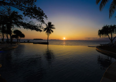 Treasure Island, Fiji - Sunset and pool_2000x1000